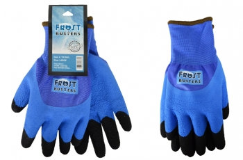 Frost Busters® Insulated  & Latex Coated Winter Work Gloves