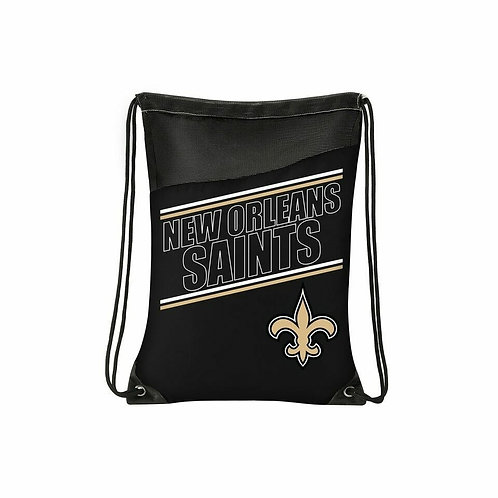"Saints 18"" x 13.5"" Back Sack"