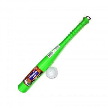 Plastic Baseball Bat and Ball Set