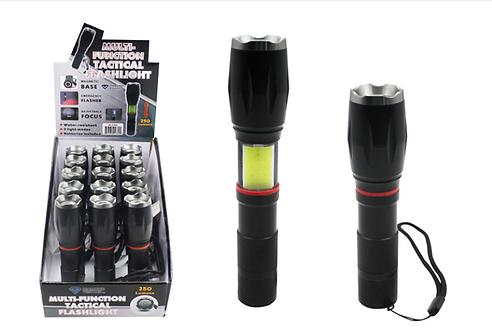 LED Multi-Functional Tactical Flashlight