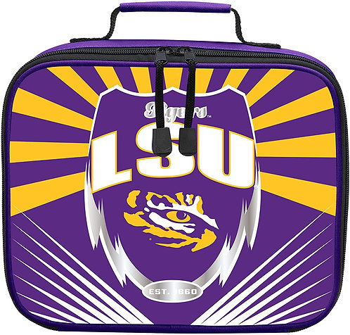 LSU Insulated Lunch Bag