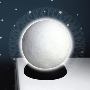 Cordless Mini Moon Lamp