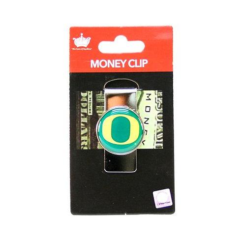 """Ducks """"The Dome"""" Money Clip"""