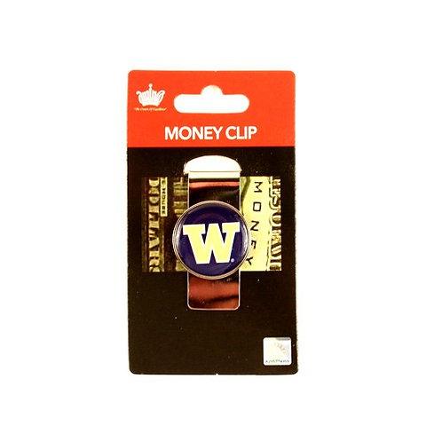 "Husky ""The Dome"" Money Clip"