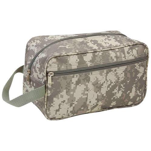 "Extreme Pak™ Digital Camo Water-Resistant 11"" Travel Bag"
