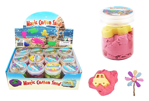 Magic Sand with 1 Mold