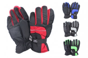 Ski Gloves - Men's, Women's, & Kids