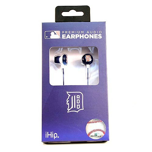 Tigers Slimline Earbuds with Noise Isolation - No Microphone