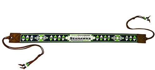 Seahawks Beaded Headwrap