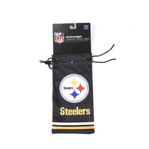 Steelers Microfiber Sunglass Bag