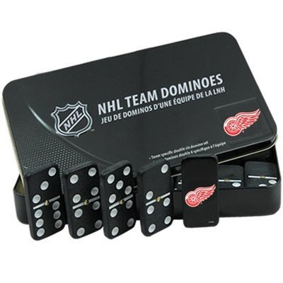 Red Wings 28 Piece Double Six Dominoes
