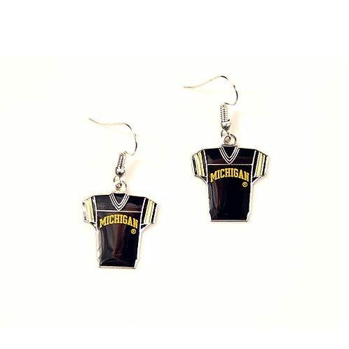 Wolverines Earrings
