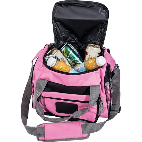 Extreme Pak™ Pink Cooler Bag with Zip-Out Liner