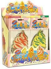 Swirl Scents Dual Scented Ice Cream Air Freshener