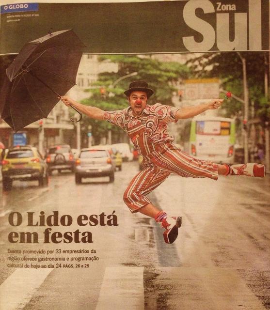 Zona Sul - O Globo