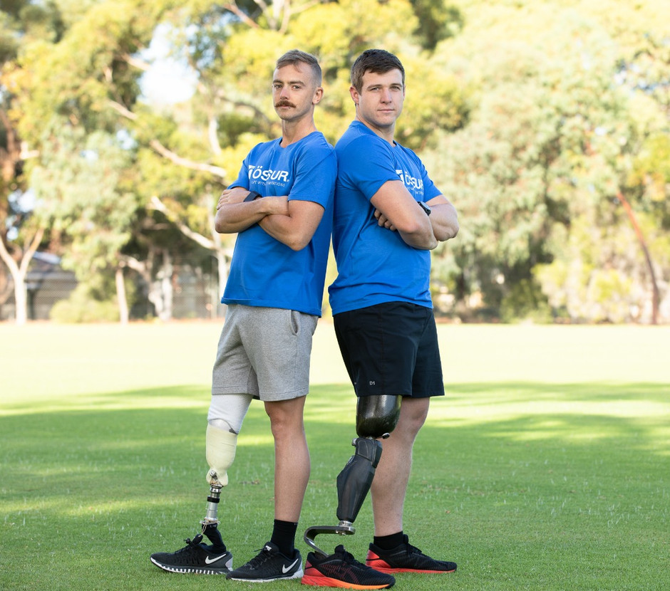 2018 Ossur Mobility Clinic in Adelaide