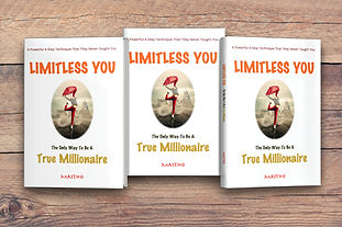LIMITLES YOU by Author Mastho
