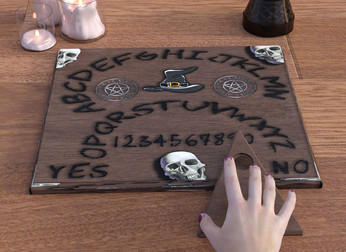 Ouija Boards - Can They Really Call Spirits?