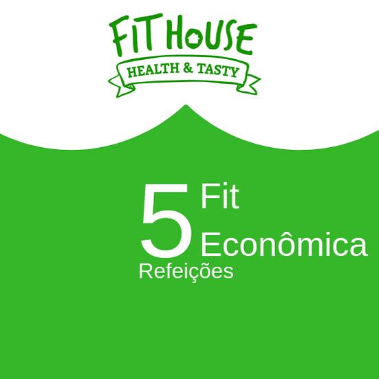 Fit Econômica - 5 refeições