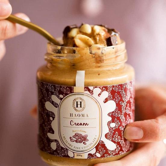 Haoma Cream - Amendoim - 200g