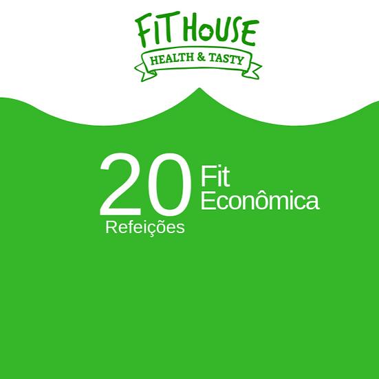Fit Econômica - 20 refeições