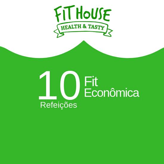 Fit Econômica - 10 refeições