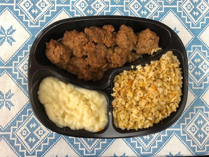 Almondega de carne - 390g