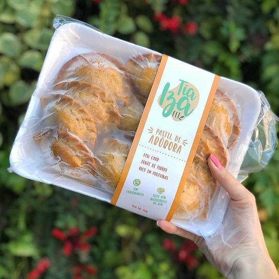 Pastel de Abóbora com Carne de Sol - Tia Iza Fit - 480g