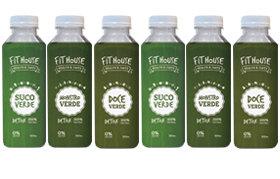 Kit All Greens - (Sucos verdes)