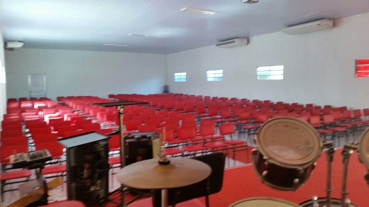 Auditório - 300 pessoas