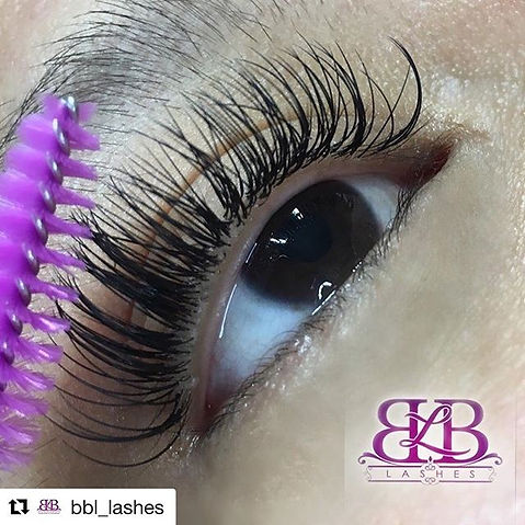 #Repost _bbl_lashes with _get_repost_・・・