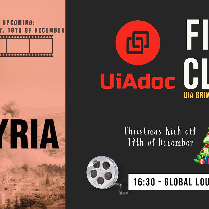 UiAdoc Cinema Club - In Syria (2017)