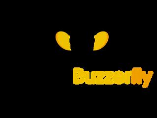 New Social Buzzerfly LOGO
