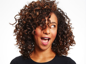 How To Easily Style Curly Hair