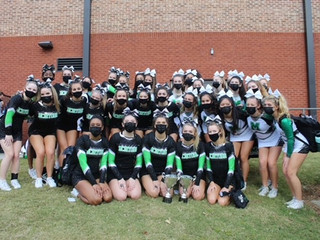 Varsity and JV teams Win 1st in South Forsyth