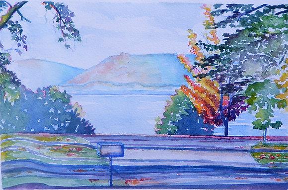 Nature Paints