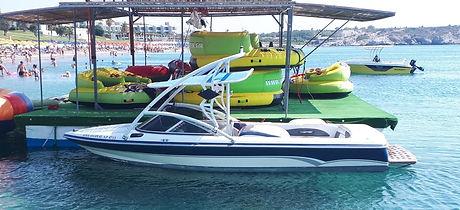 Kolymbia master craft boat