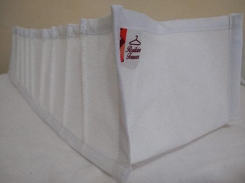 Colmeia para camiseta femenina/dry fit/academia  Organizador de gavetas