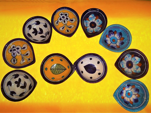Divas Blue Pottery
