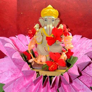 Handmade Ganesh Idol