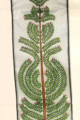 Pattachitra And Saura Painting Tree Of Life