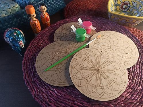 Mandala DIY Kit