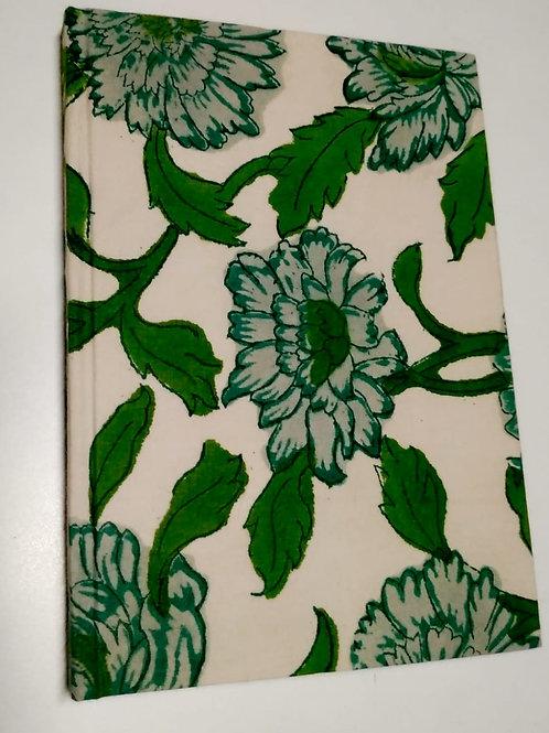 "Handmade Paper Diaries  (8.5x6"")"