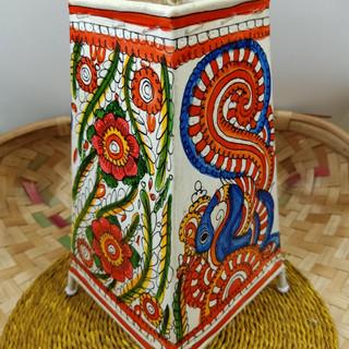 Tholu Bommalata lamps