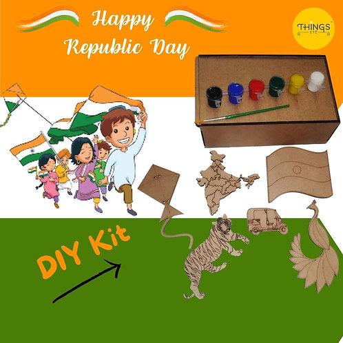 DIY Republic Day Kit