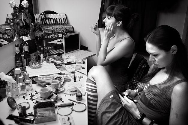 Les Pralines- photo by Reto Alberalli