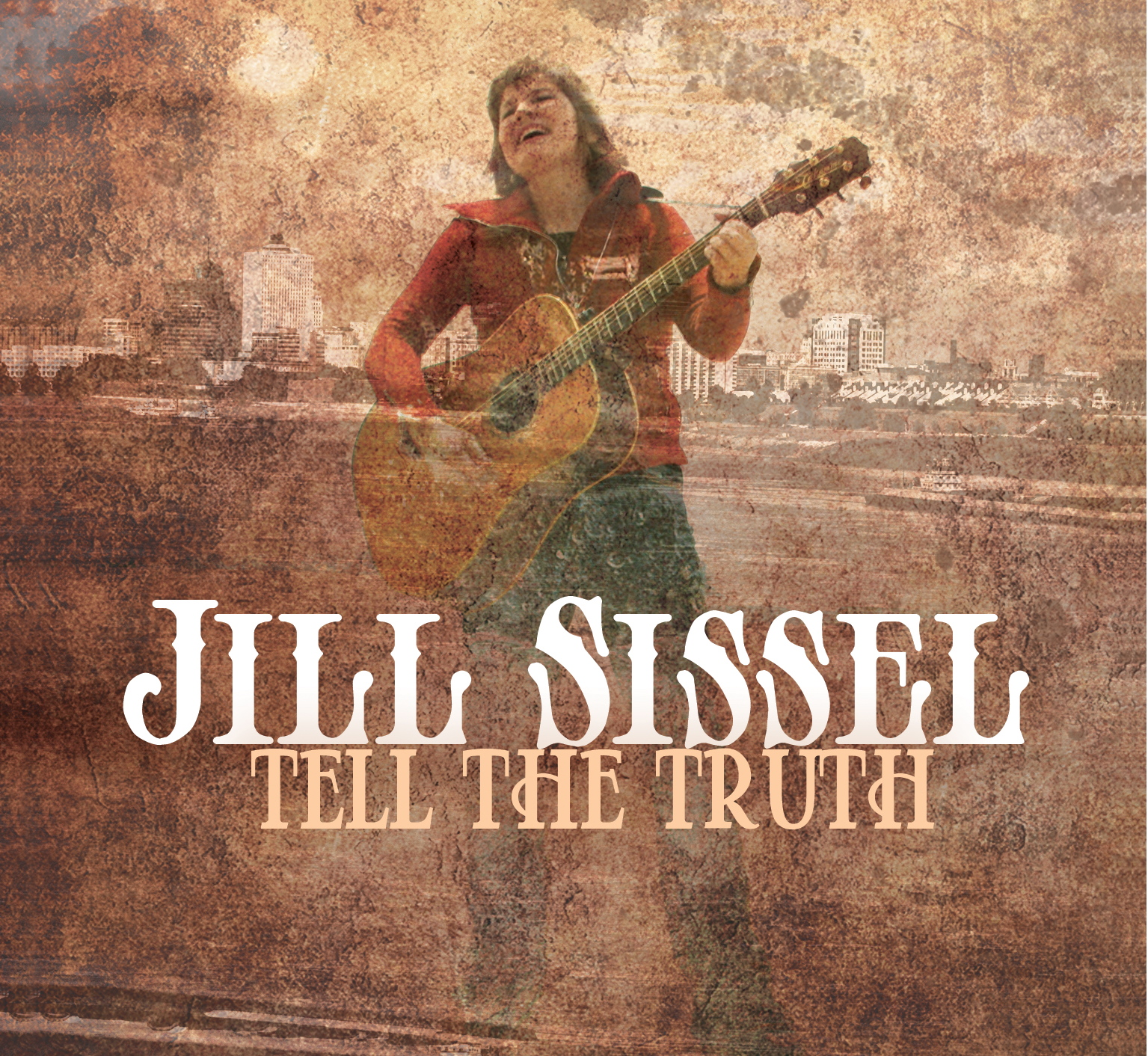 Tell the Truth CD cover