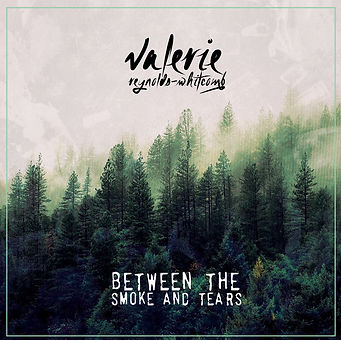 Vals CD Cover Between the Smoke and Tear
