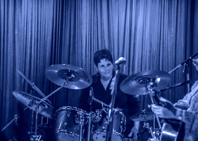 Liz Ficalora - Drummer