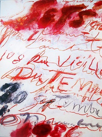 ARTIST INDEX: Cy Twombly
